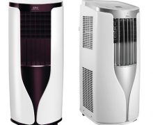 Siirrettävät ilmastointi laitteet