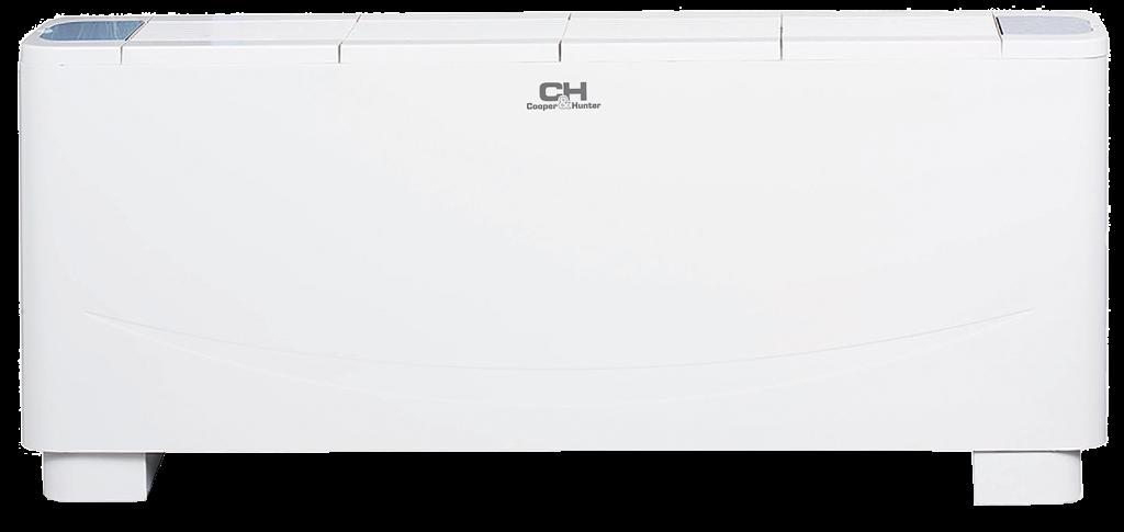 Lattia ja kattopintamallin puhallinkonvektorit